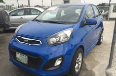 Kia Picanto 2014 Blue for sale