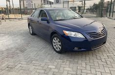 Blue Used Toyota Camry 2009 for sale