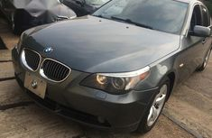 BMW 530i 2006 Gray for sale