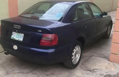 Very Clean Audi A4 2001 Blue for sale