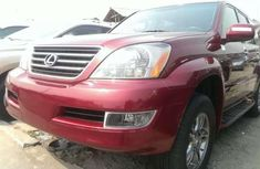 Auction Toks 2009 Lexus GX470 for sale