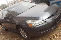 Honda Accord Coupe 2003 Gray for sale