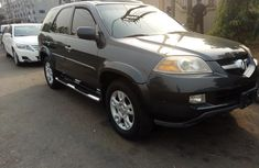 Grey Automatic 2005 Acura MDX for sale in Lagos