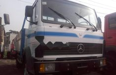 Mercedes-Benz 814 2000 Diesel Manual White