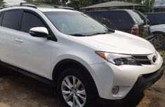 Foreign Used Leather Toyota RAV4 2014 for sale