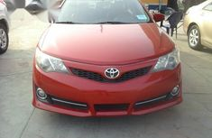 Good Deal Toyota Camry 2012 Red for sale