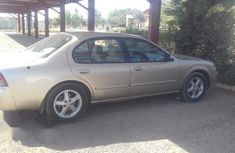 Clean Nissan Maxima 1997 Gold for sale