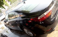 Black 2013 Lexus ES for sale in Lagos
