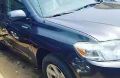 Tokunbo Toyota Highlander 2010 Gray for sale