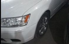 Hyundai Sonata 2009 White for sale