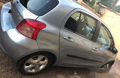 Toyota Yaris 2007 Green for sale