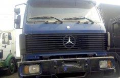 Manjual Dark Blue Mercedes-Benz 1722 2000 for sale