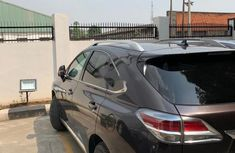 Domestic Used Grey Lexus RX 2014 for sale