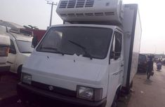 Nissan 100 1998 Diesel Manual White for sale