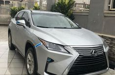 Lexus RX 350 2016 White for sale