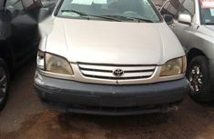 Toyota Sienna 2003 Silver for sale