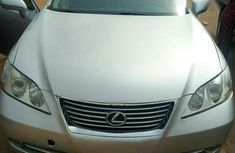 Tokunbo Just Arrived Lexus ES 350 2007 Silver for sale