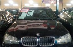 A Clean BMW X5 2008 Blue for sale