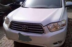 Clean Used Toyota Highlander 2008 Model for sale