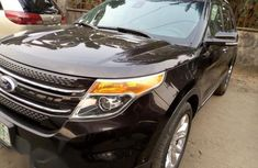 Used Ford Explorer 2013 Brown For Sale