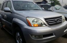 Tokunbo Lexus GX470 2008 Silver for sale