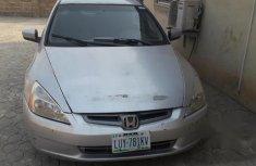 Honda Accord 2004 Gray For Sale