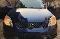 Toyota Matrix XR 2004 Blue for sale