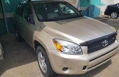 Toyota RAV4 2008 Gold for sale