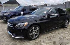 Mercedes-benz C300 2015 Black for sale