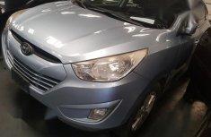 Hyundai Ix35 2011 Silver for sale