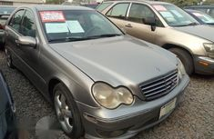Mercedes Benz C230 2005 Gold for sale