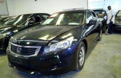 Clean Honda Accord 2008 Black for sale
