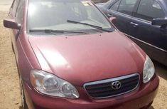 Neat Toyota Corolla (foreign used)for sale