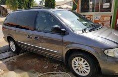 Chrysler Grand Voyager 2004 Grayfor sale