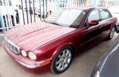Jaguar XJ 2005 Petrol Automatic Red