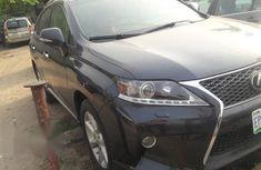 Lexus RX350 2012 Gray for sale