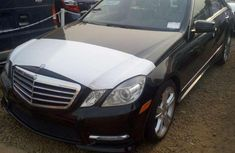 Buy a clean Mercedes Benz E350  for sale