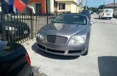 Bentley Continental GT 2007 Gray For Sale