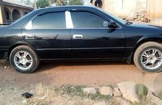 Nigeria Used Toyota Camry 2000 Black for sale