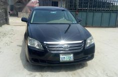 Toyota Avalon Limited 2007 Black for sale