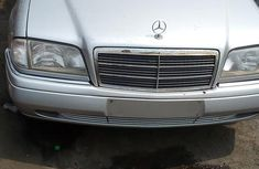 Mercedes-Benz C180 2000 Silver for sale