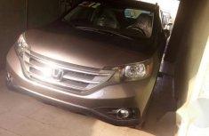 Honda CRV 2012 Brown for sale