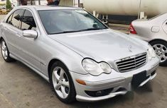 Tokunbo Mercedes-Benz C230 2007 Silver for sale