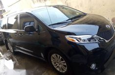 Toyota Siena 2011 Black for sale