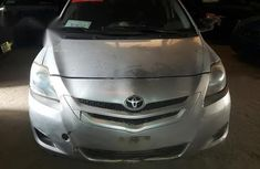 Toyota Yaris 2006 Silver for sale