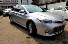 Toyota Avalon 2014 Silverfor sale