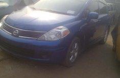 Nissan Versa 2008 Blue for sale