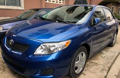 Toyota Corolla LE 2004 Blue for sale