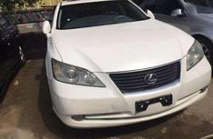 Barely 5months Used Lexus ES 350 for urgent sale!