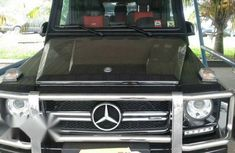 Mercedes-Benz G-Class 2016 Black for sale